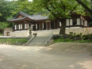 Gilsang Sa temple