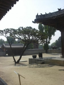 Suwon palace 1